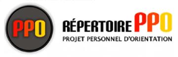 Le répertoire du projet personnel d'orientation (PPO)